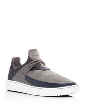 Creative Recreation - Men's Castucci Suede Lace Up Sneakers