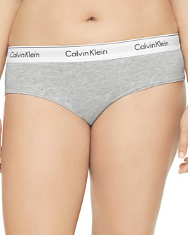 Calvin Klein - Plus Modern Cotton Hipster