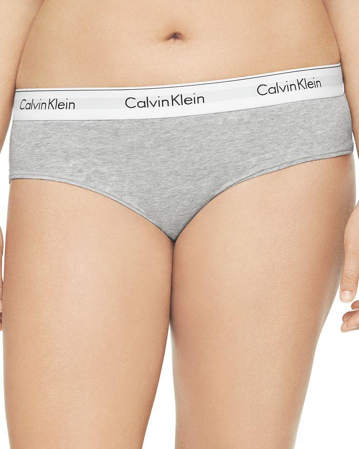 Calvin Klein - Plus Modern Cotton Hipster