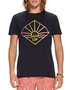 Scotch & Soda Sun Up Graphic Tee - Bloomingdale's_0
