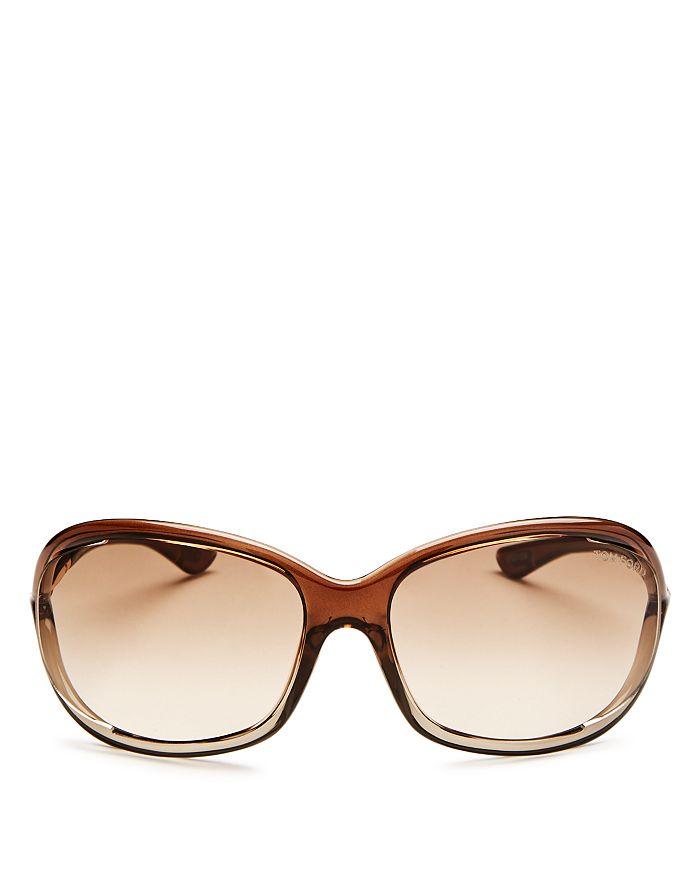 7694b30e909 Tom Ford - Women s Jennifer Oversized Round Sunglasses