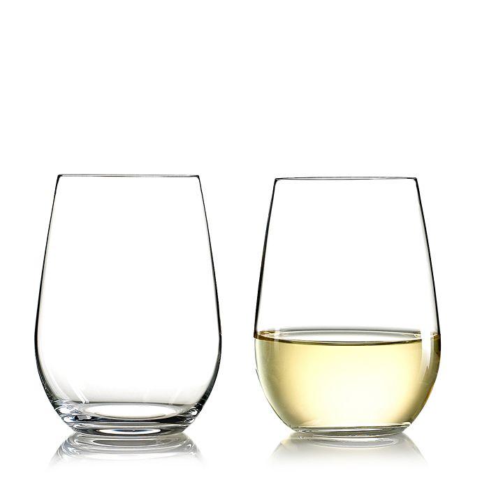 Riedel - O Riesling/Sauvignon Blanc Tumbler, Set of 2