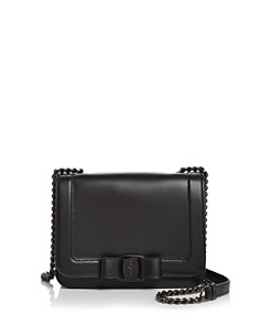 Salvatore Ferragamo - Vara Medium Leather Shoulder Bag