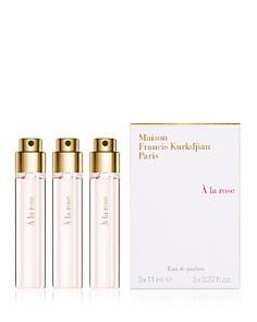 Maison Francis Kurkdjian - À la rose Travel Spray Refill Set