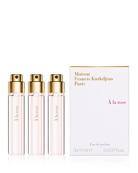 Maison Francis Kurkdjian - À la rose Travel Spray Refill Set