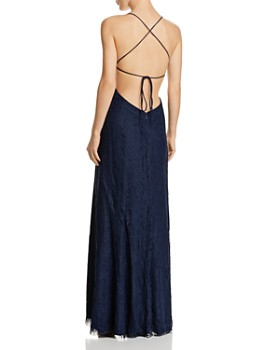 Fame and Partners - Adella Lace Gown
