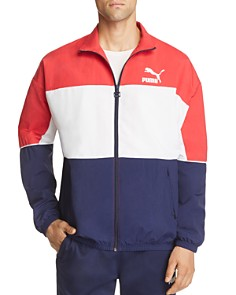 PUMA - Retro Color-Block Track Jacket