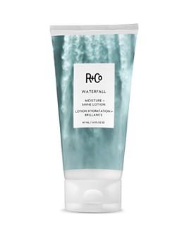 R and Co - Waterfall Moisture & Shine Hair Lotion 5 oz.