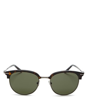 Salvatore Ferragamo - Men's Gancio Square Sunglasses, 52mm
