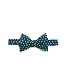 Vineyard Vines - Luck of the Irish Clover Bow Tie