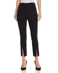 FRAME - Split Front Corduroy Pants