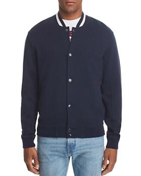 Barbour - Stern Knit Bomber Jacket