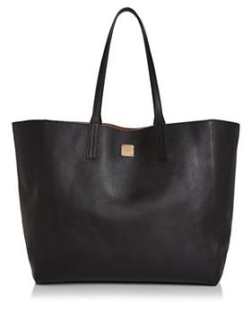 MCM - Wandel Large Leather Shopper