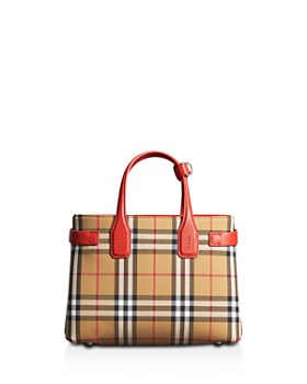Burberry - Small Banner Tote