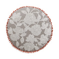 "Sky - Round Flower Decorative Pillow, 20"" x 20"" - 100% Exclusive"