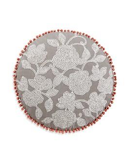 "Sky - Round Flower Decorative Pillow, 20"" x 20"" - 100% Exclusive"