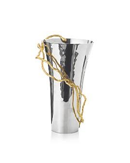 Michael Aram - Wisteria Gold Large Vase