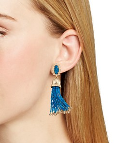 Kendra Scott - Decker Bell Tassel Drop Earrings
