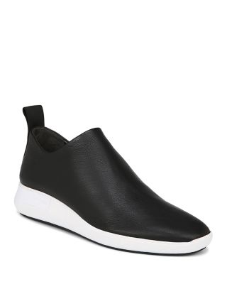 Women's Marlow Leather Slip On Sneakers by Via Spiga