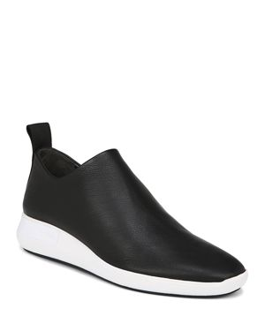 Via Spiga Women's Marlow Leather Slip-On Sneakers