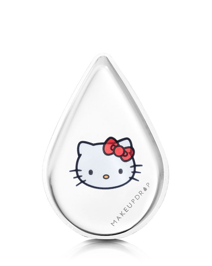 MakeupDrop - x Hello Kitty® Silicone Makeup Applicator