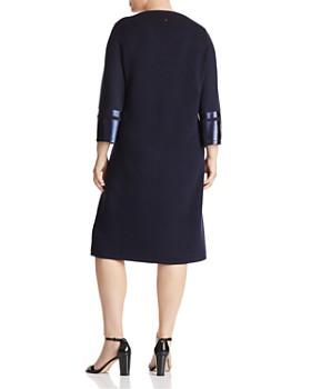 Marina Rinaldi - Gallia Ribbed Dress