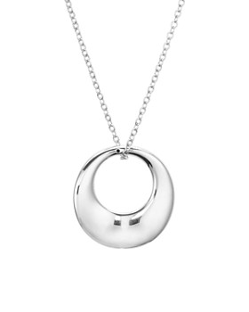 "Bloomingdale's - Loop Pendant Chain Necklace, 16"" - 100% Exclusive"