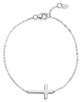 Bloomingdale's - Cross Chain Bracelet - 100% Exclusive