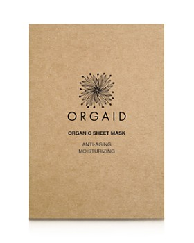 ORGAID - Anti-Aging & Moisturizing Organic Sheet Mask