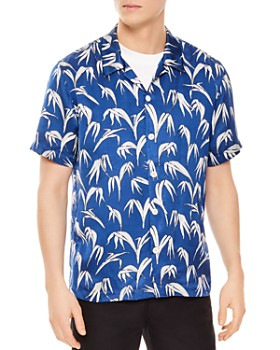 Sandro - Palm Slim Fit Button-Down Shirt