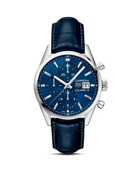 TAG Heuer - Carrera Calibre 16 Chronograph, 41mm