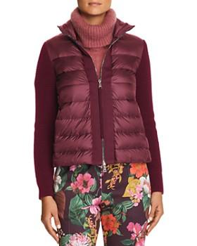 red moncler vive jacket