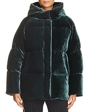 Moncler Butor Velvet Jacket