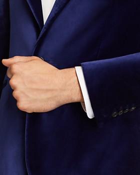 Paul Smith - Velvet Slim Fit Evening Jacket