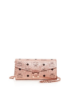 MCM - Patricia Convertible Crossbody Flap Wallet
