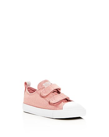 7a0728fabe1c Kids.   Converse - Girls  Chuck Taylor All Star Glitter Sneakers - Walker