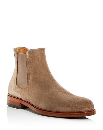 597c733df Vince Men's Burroughs Suede Chelsea Boots | Bloomingdale's