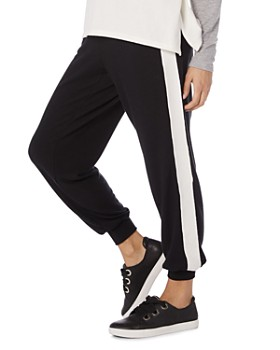 c286ba15bb2388 ... Michael Stars - Side-Stripe Sweatpants