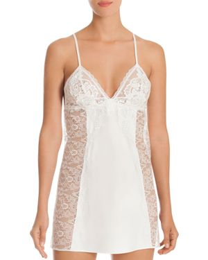 Affinity Bridal Chemise, Off White