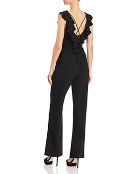 WAYF - Anderson Ruffled Jumpsuit