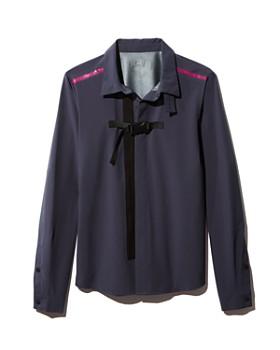 Dyne - Contrast Striped Tactical Regular Fit Shirt