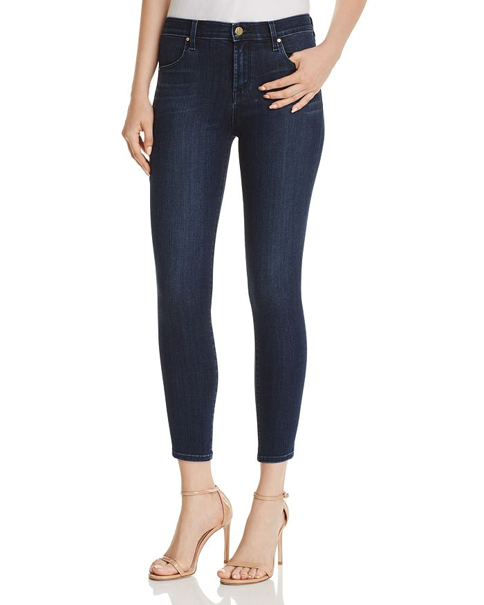 J Brand - Alana High Rise Ankle Skinny Jeans in Fix