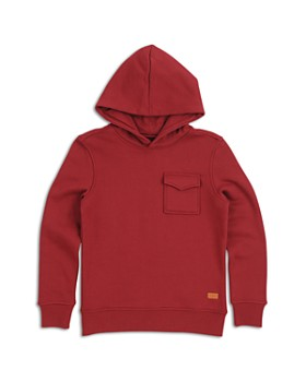 7 For All Mankind - Boys' Pocket Hoodie - Little Kid