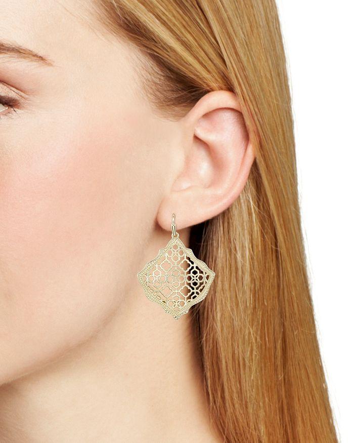160738ac1e891a Kendra Scott Kirsten Drop Earrings | Bloomingdale's