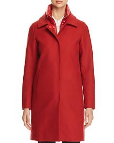 Herno - Detachable Puffer Bib Coat