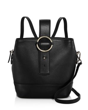 PARISA WANG ADDICTED LEATHER BACKPACK