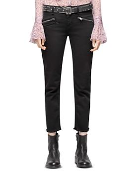 Zadig & Voltaire - Ava Slim Jeans in Black