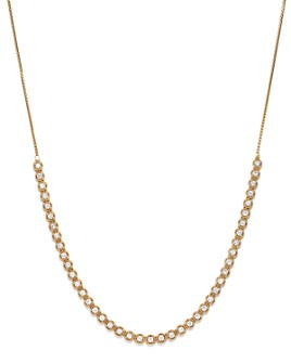 Bloomingdale's - Diamond Bolo Necklace in 14K Yellow Gold, 3.5 ct. t.w.  - 100% Exclusive