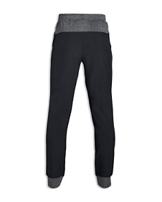 Under Armour - Boys' Woven Warm-Up Jogger Pants - Big Kid