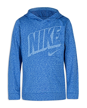 Nike Boys' Dri-Fit Logo Hoodie- Little Kid